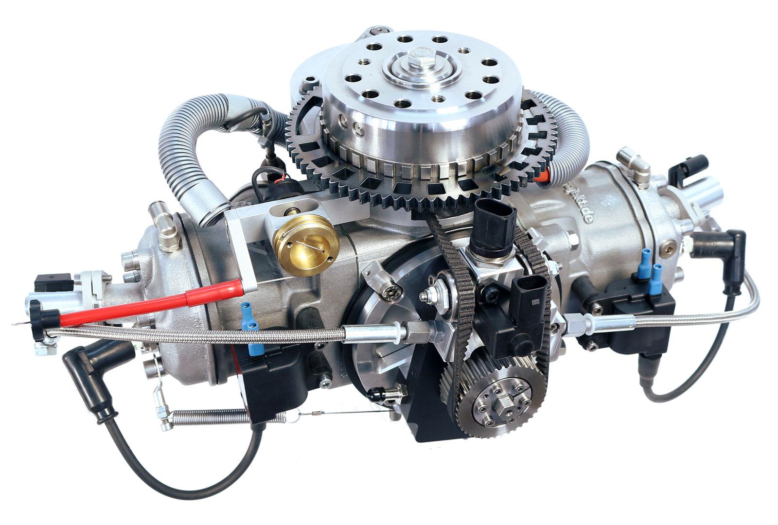 Arens RVI Boxor Motor
