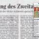 Lausitzer Rundschau – Auferstehung des Zweitakters